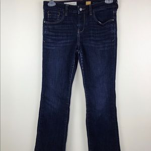 Pilcro And The Letterpress Boot Cut Stretch Jeans